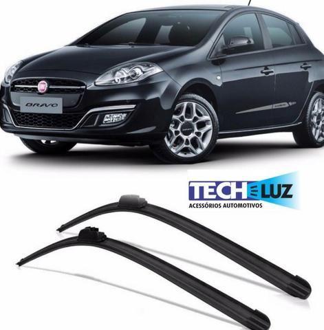 Palheta Limpador Parabrisa Especifica Citroen Peugeot Vw Hyundai Fiat Honda Toyota - Foto 5
