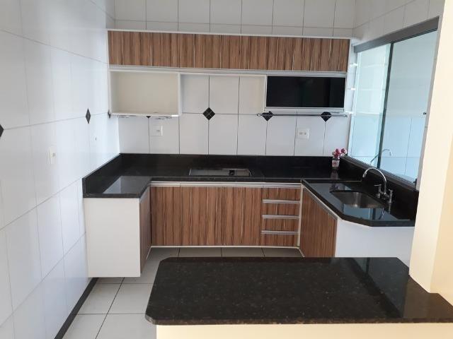 (R$290.000) Casa Seminova c/ Garagem p/ 02 Carros e Área Gourmet - Bairro Morada do Vale - Foto 8