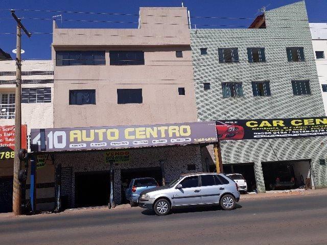 Excelente prédio com 7 aparts,1 loja,+1 terraço renda de 7 mil mês, na qr 410 Samambaia No - Foto 3