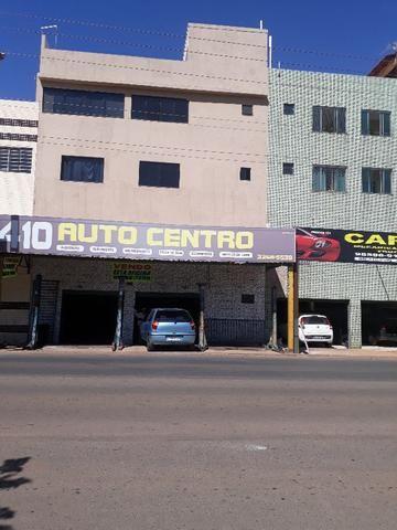 Excelente prédio com 7 aparts,1 loja,+1 terraço renda de 7 mil mês, na qr 410 Samambaia No - Foto 2