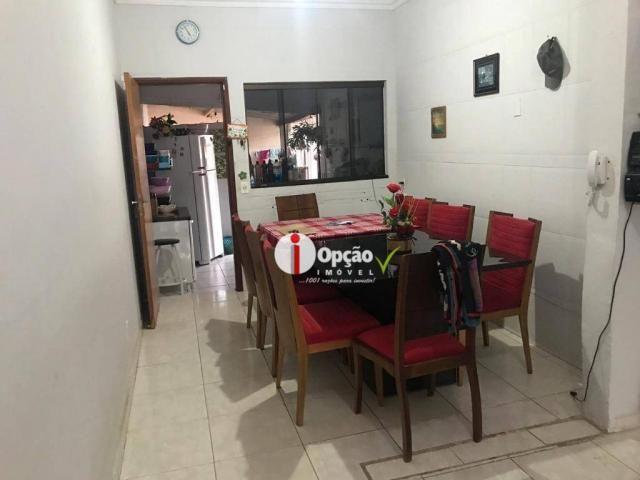 Casa com 3 dormitórios à venda, 91 m² por r$ 175.000,00 - loteamento residencial américa - - Foto 11