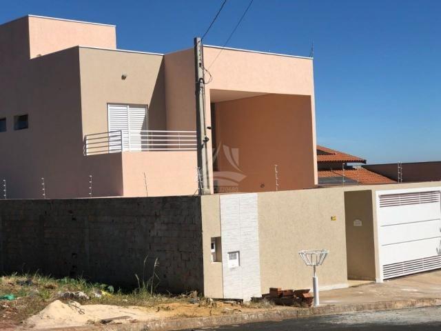 Casa à venda com 3 dormitórios em Bom jardim, Brodowski cod:54965