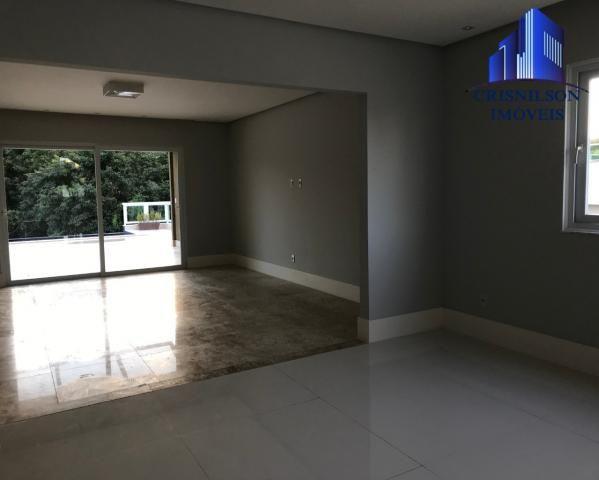 Casa à venda alphaville salvador ii, nova, r$ 2.190.000,00, piscina, espaço gourmet, área  - Foto 15