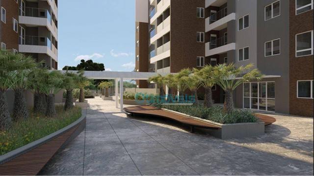 Apartamento com 3 dormitórios à venda, 108 m² por r$ 741.712 - ecoville - curitiba/pr - Foto 6