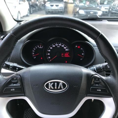 KIA PICANTO 2012/2013 1.0 EX 12V FLEX 4P AUTOMÁTICO - Foto 6