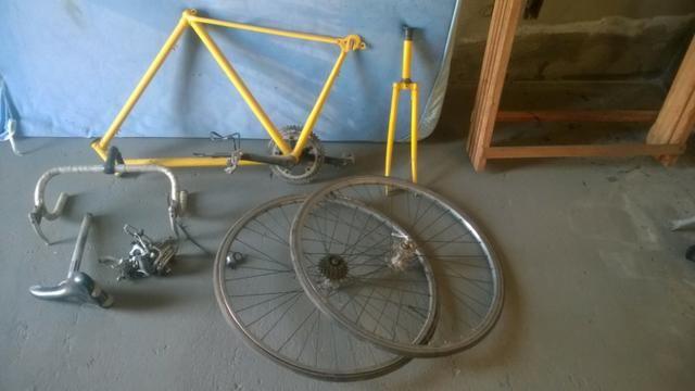 Bicicleta Caloi 10 Antiga - Aceito trocas - Foto 3