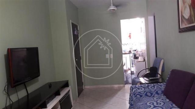 Apartamento à venda com 3 dormitórios em Catete, Rio de janeiro cod:861907 - Foto 4