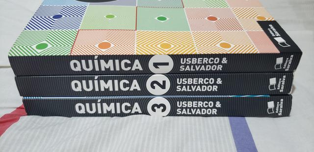Química - Usberco e Salvador - Foto 3
