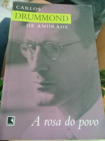 Livro Rosa do Povo