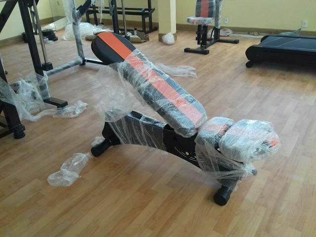 Academia Completa Equipamentos de Musculação Newlife Premium - Foto 4