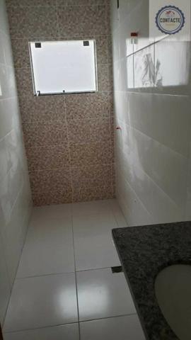 Casa de 2 quartos (sendo 1 suíte) pronta pra morar em Aparecida de Goiânia - Foto 10