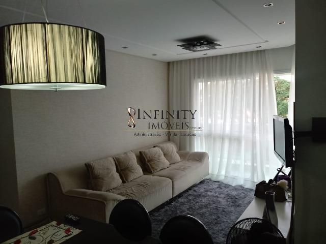 INF848 Lindo apartamento na Vila Betânia com 120 mt com sol da manhã - Foto 2