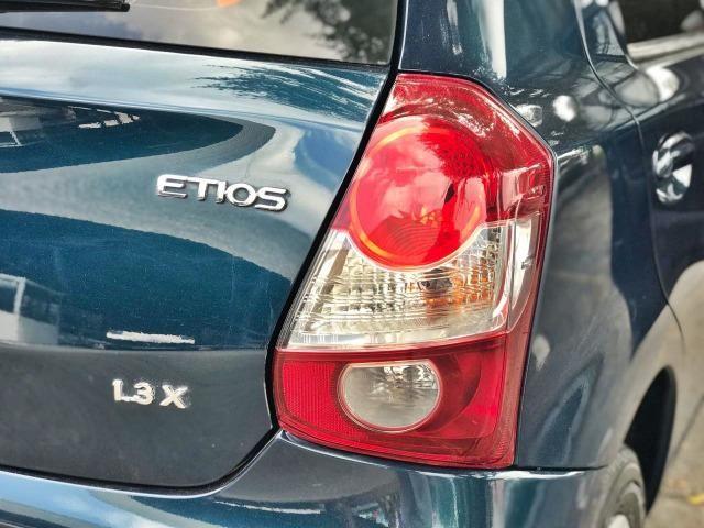 Etios X 1.3 Flex 16V 5p MEC. (Ano 2015) - Foto 8
