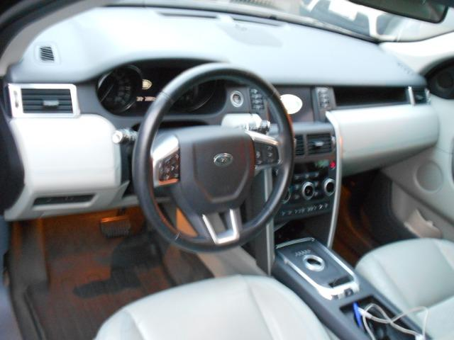Land Rover Discovery Sport Sd4 Turbo Diesel Automático - Foto 12