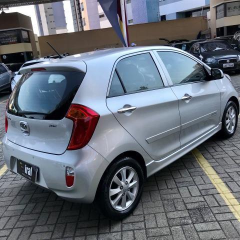 KIA PICANTO 2012/2013 1.0 EX 12V FLEX 4P AUTOMÁTICO - Foto 3