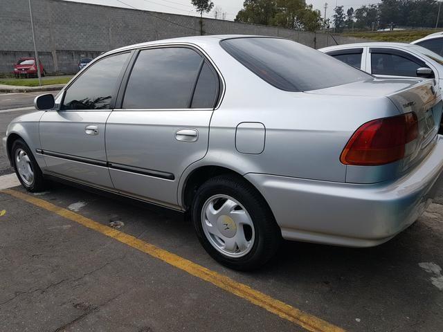 Honda Civic Ex 98 - Foto 3
