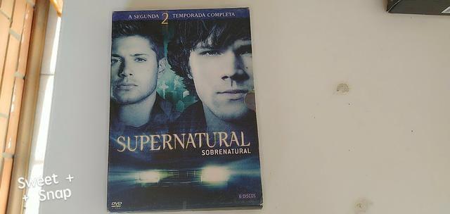 DVDs sobrenatural - Foto 6