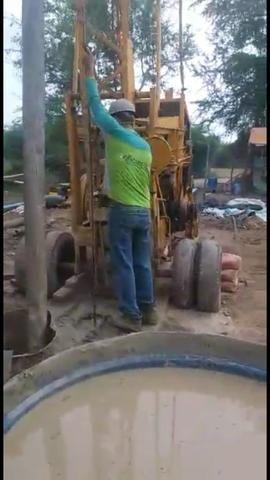 Máquina de poço percursora - Foto 5