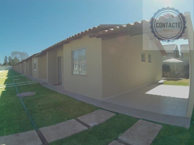 Casa 2Q com suíte R$ 145 - Senador Canedo - Foto 2