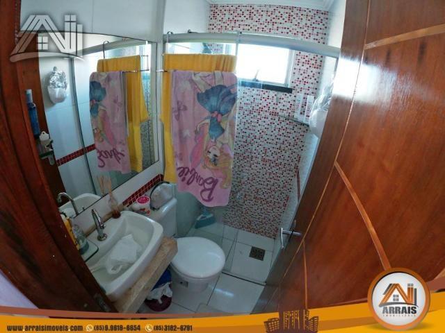 Vende-se apartamento com 3 quartos no Bairro Benfica - Foto 6