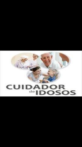 Cuidadora de idoso e pessoas PCD