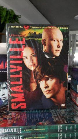 Smallville - Box completo 1ª à 10ª temporada - Foto 5