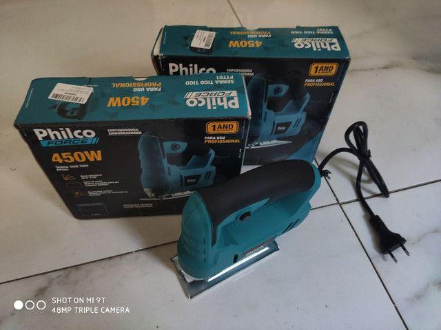 Serra Tico Tico Philco 450w - Foto 2