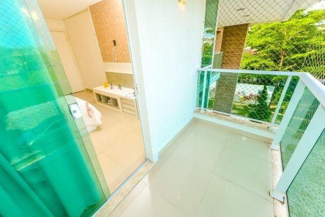Casa duplex 4 quartos Alphaville Porto das Dunas - Foto 14