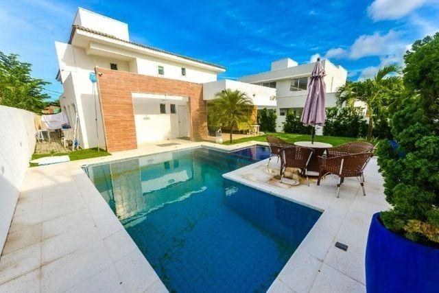 Casa duplex 4 quartos Alphaville Porto das Dunas - Foto 20