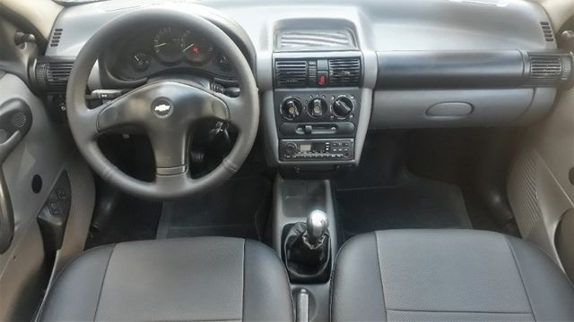 Chevrolet - Classic LS 1.0 - 2011 - Foto 7
