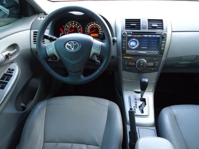 Toyota/Corolla 1.8 XEI Flex Automático - Foto 8