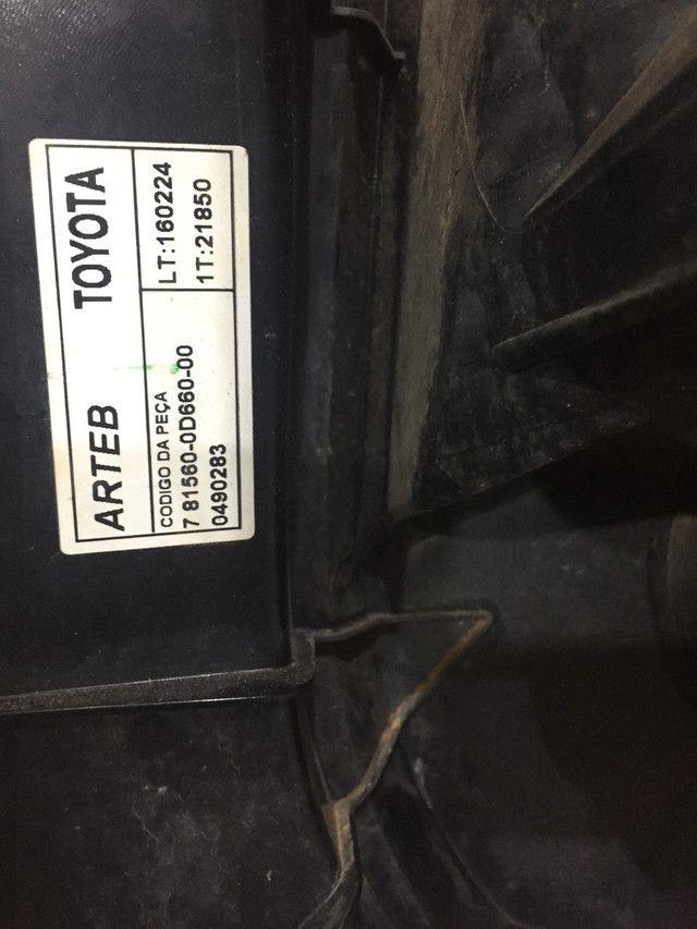 Lanterna traseira esquerda Etios Hatch 2016 - Foto 5