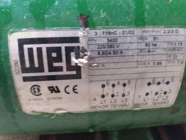 Bomba de água 3 estágio para irrigação - Foto 6