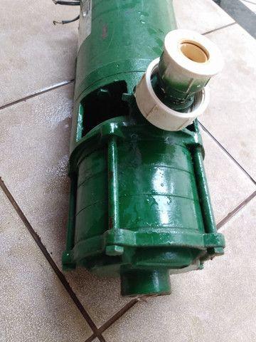 Bomba de água 3 estágio para irrigação - Foto 3