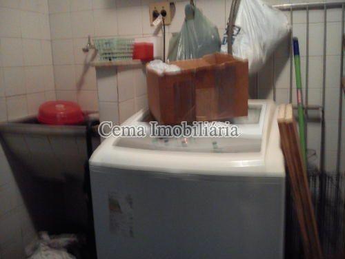 Apartamento à venda com 3 dormitórios em Flamengo, Rio de janeiro cod:LA33552 - Foto 6