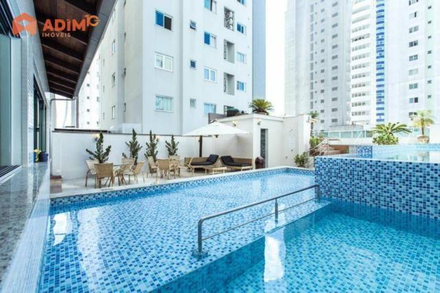 Apartamento alto padrão à venda, 03 suítes, 02 vagas de garagem, lazer completo - Centro d - Foto 18