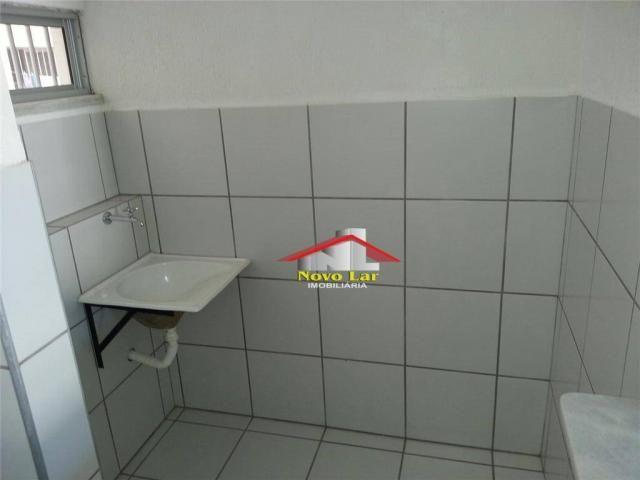 Apartamento com 2 dormitórios à venda, 51 m² por R$ 138.000,00 - Henrique Jorge - Fortalez - Foto 19