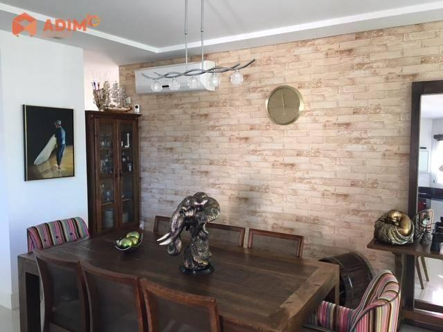 Apartamento alto padrão à venda, 03 suítes, 02 vagas de garagem, lazer completo - Centro d - Foto 3