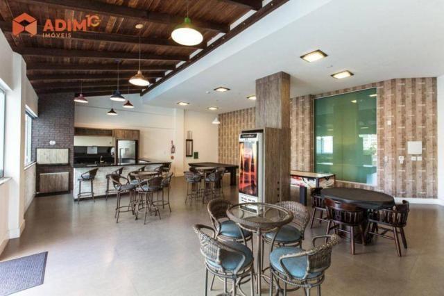 Apartamento alto padrão à venda, 03 suítes, 02 vagas de garagem, lazer completo - Centro d - Foto 15