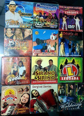 CDS DE FORRO DIVERSOS  - Foto 6