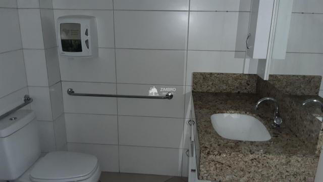 Loja térrea para venda em Santa Maria com Garagem banheiro PNE + subsolo 100m2 localizada  - Foto 6