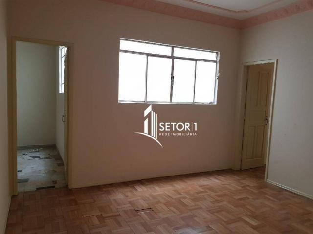 Apartamento com 3 quartos para alugar, 138 m² por R$ 1.800/mês - Centro - Juiz de Fora/MG - Foto 4