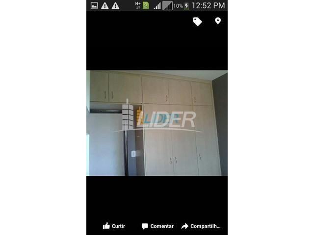 Apartamento à venda com 3 dormitórios em Santa mônica, Uberlandia cod:18438