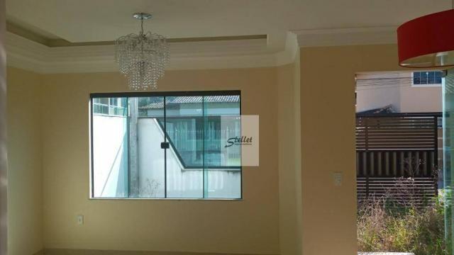Casa com 3 dormitórios à venda, 100 m² por R$ 400.000 - Extensão do Bosque - Rio das Ostra - Foto 5