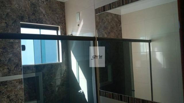 Casa com 3 dormitórios à venda, 100 m² por R$ 400.000 - Extensão do Bosque - Rio das Ostra - Foto 16