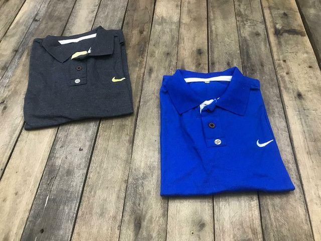 2 Camisas Polo R$ 56,00 no dinheiro  - Foto 3