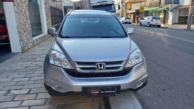 Crv EXL 2.0 4X4 Gasolina Automática + Teto - Foto 7