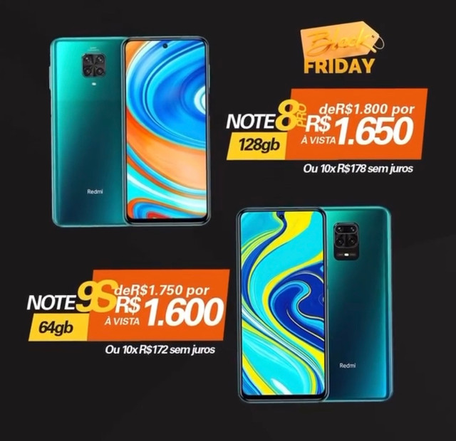 Xiaomi Note 9 | Note 8 | Note 9 Pro - Foto 3