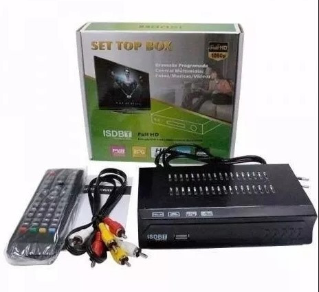 (NOVO) Conversor Receptor Digital Set Top Box - Foto 3