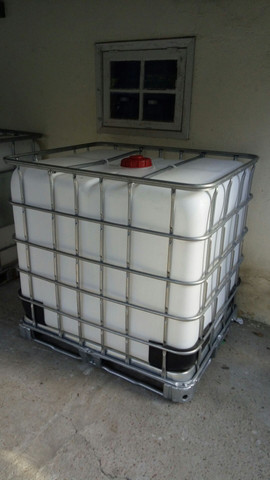 CONTAINER IBC 1.000LTS - Foto 3